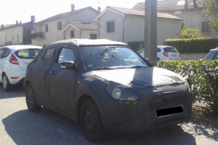 Suzuki Swift: перше фото нового автомобіля