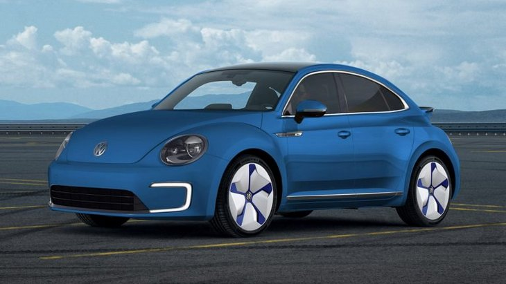 Що відомо про новий Beetle Volkswagen?