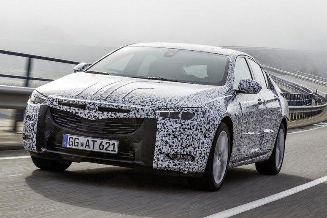 Opel показав нову Insignia