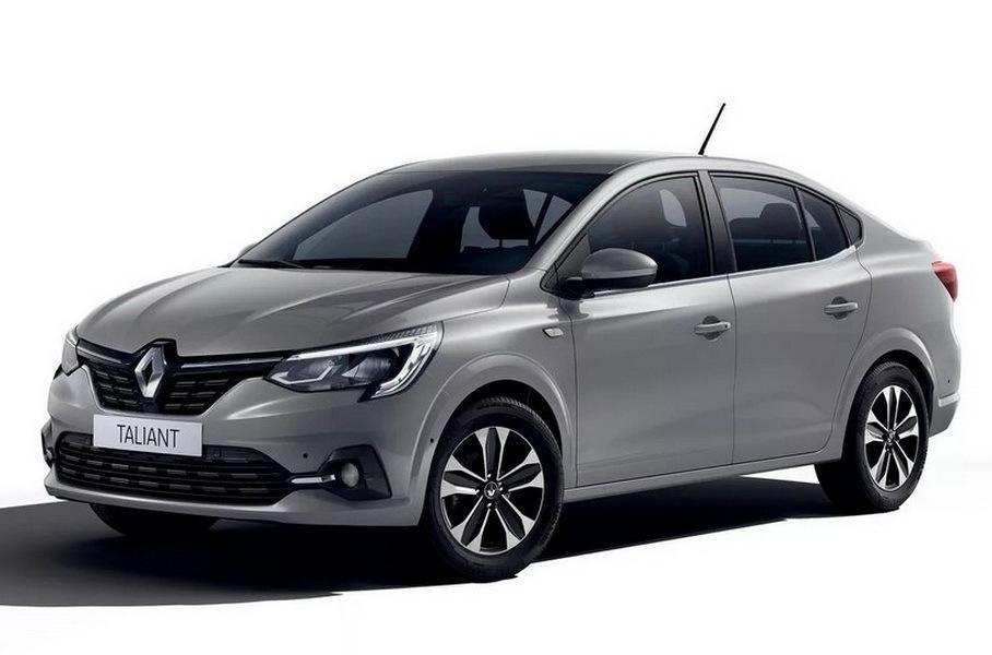 Renault Taliant на заміну Logan: офіційні зображення нового седана (ФОТО)