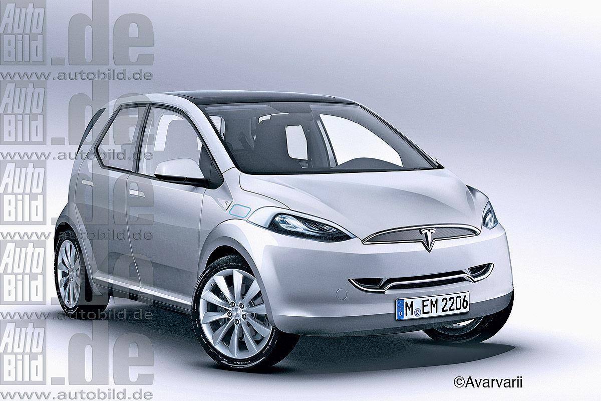 Tesla готує електромобіль за 15000 євро