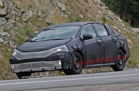 Нову Toyota Corolla
