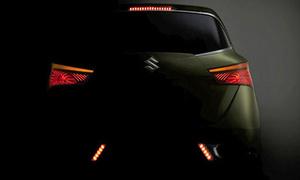 Suzuki показав тізер наступника SX4