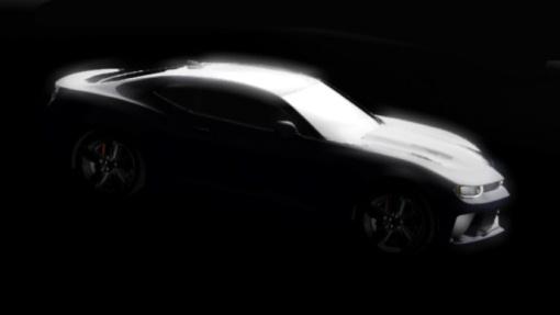 Новий Chevrolet Camaro: перше зображення