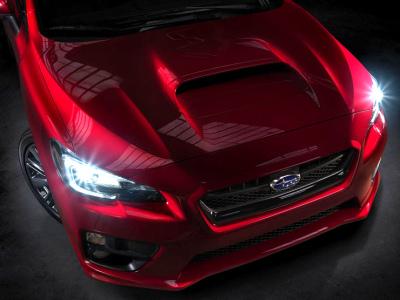 Subaru готує новий WRX
