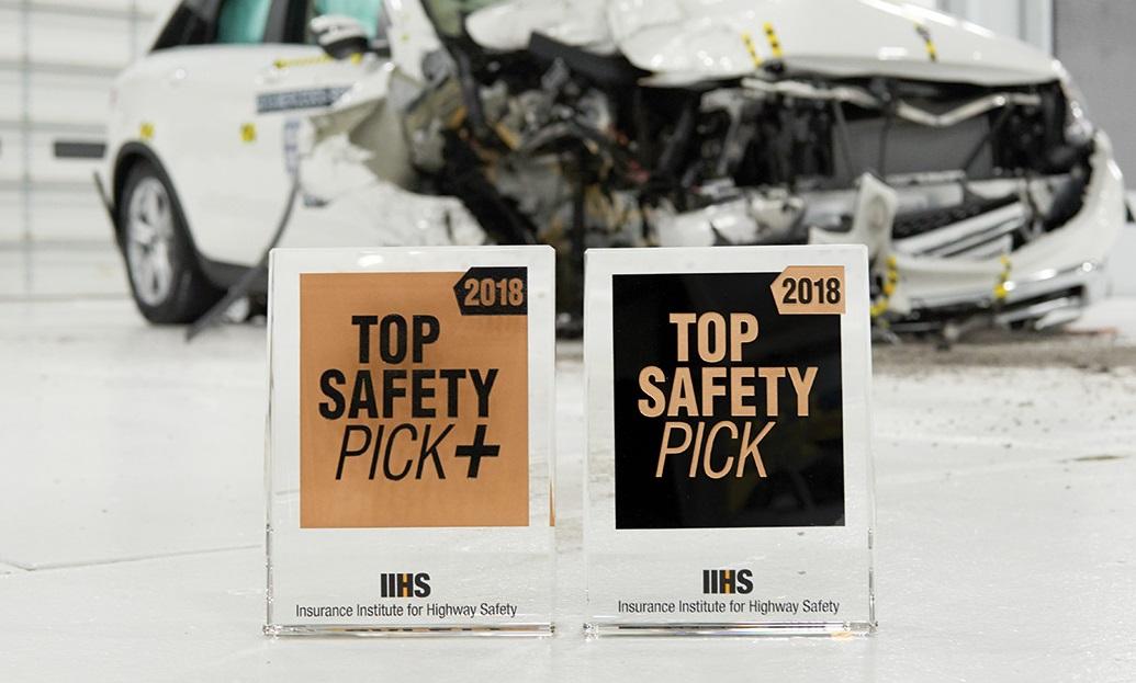 Найбезпечніші автомобілі 2018 року (оголошено список)