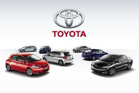 Toyota - знову лідер