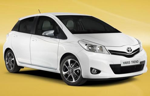 Toyota представить молодіжний Yaris