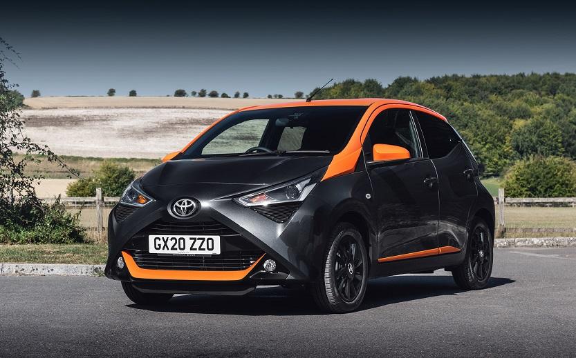 Toyota Aygo 2022: що відомо про хетчбек?