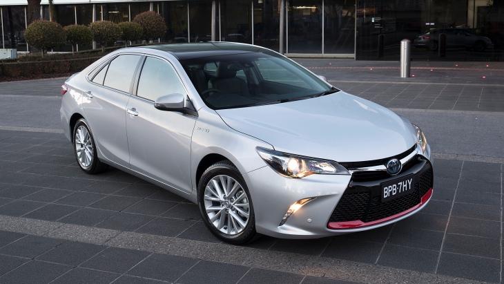 Toyota Camry отримала «прощальну» версію