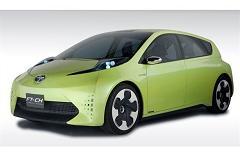 Ще один гібрид від Toyota: Toyota_FT-CH