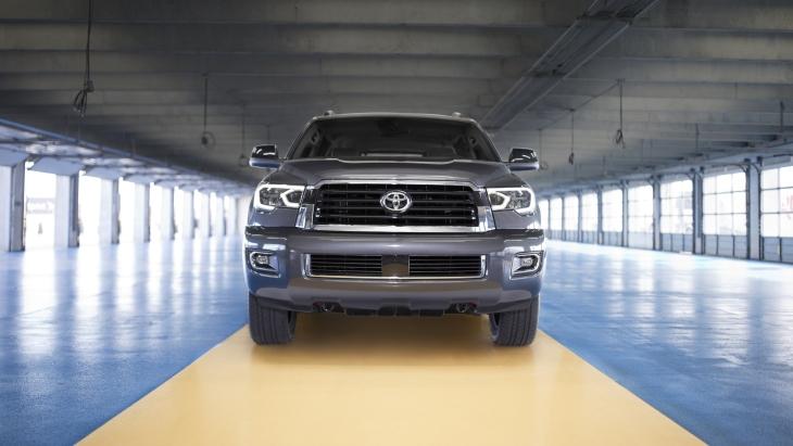 Toyota оновлює моделі 4Runner, Sequoia і Tundra
