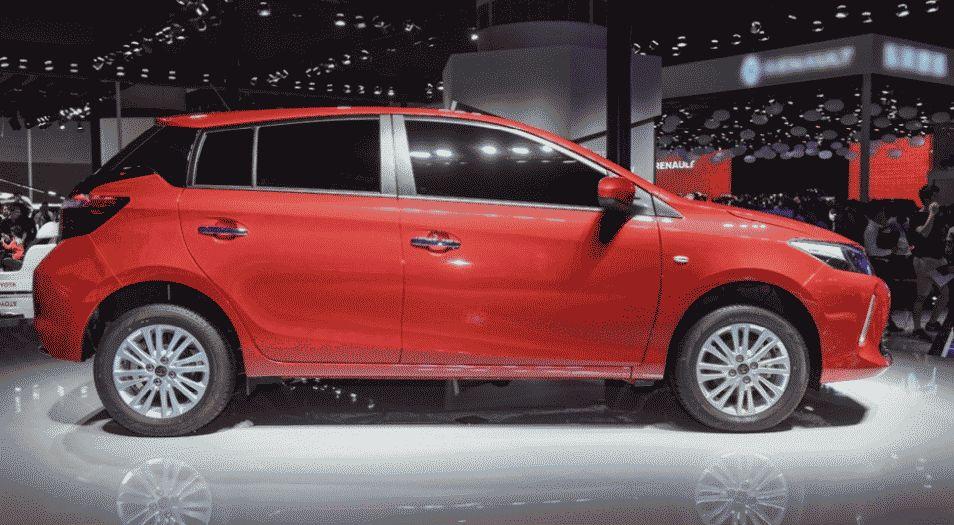 Toyota виводить на ринок новий хетчбек