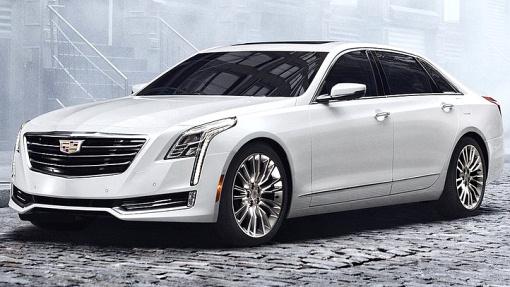 У Cadillac задумались про новий седан