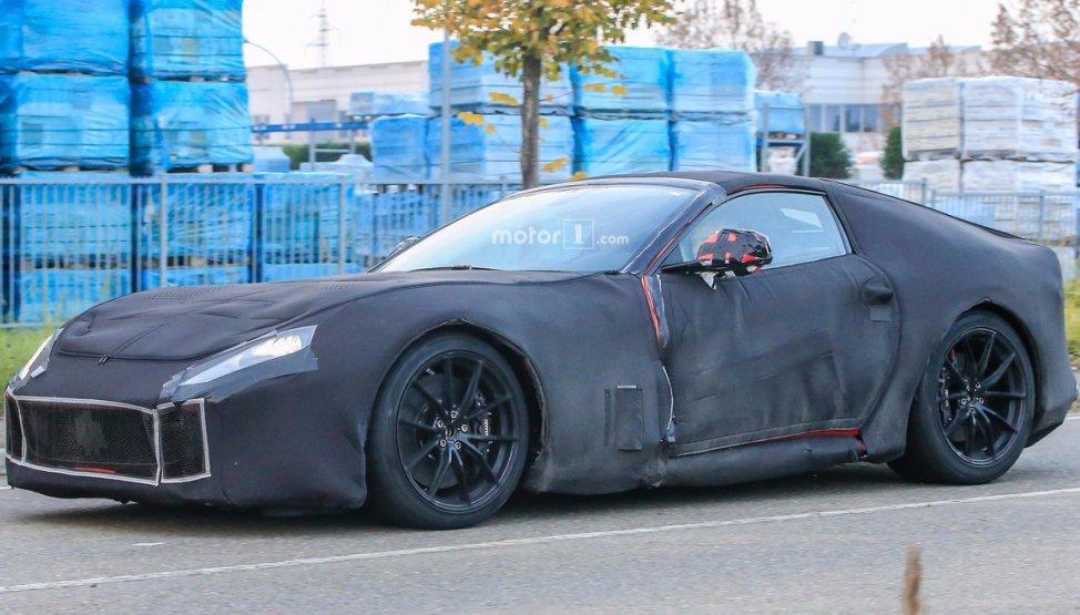 У Ferrari підготували новий спорткар