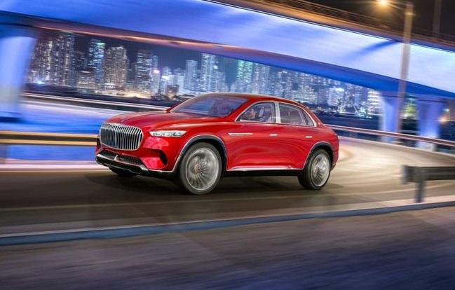 У Mercedes-Benz придумали новий сегмент автомобілів