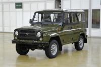 Нове покоління UAZ 469