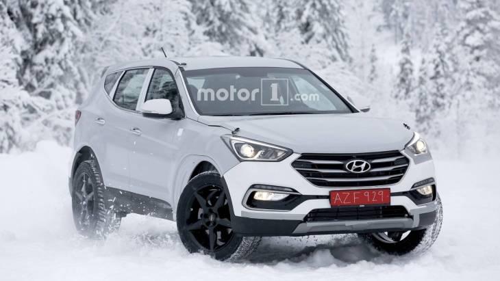 Hyundai тестує новик