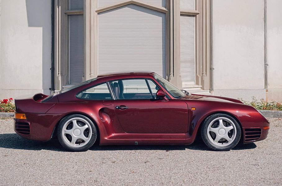 Унікальний Porsche шейха Катару: відома ціна