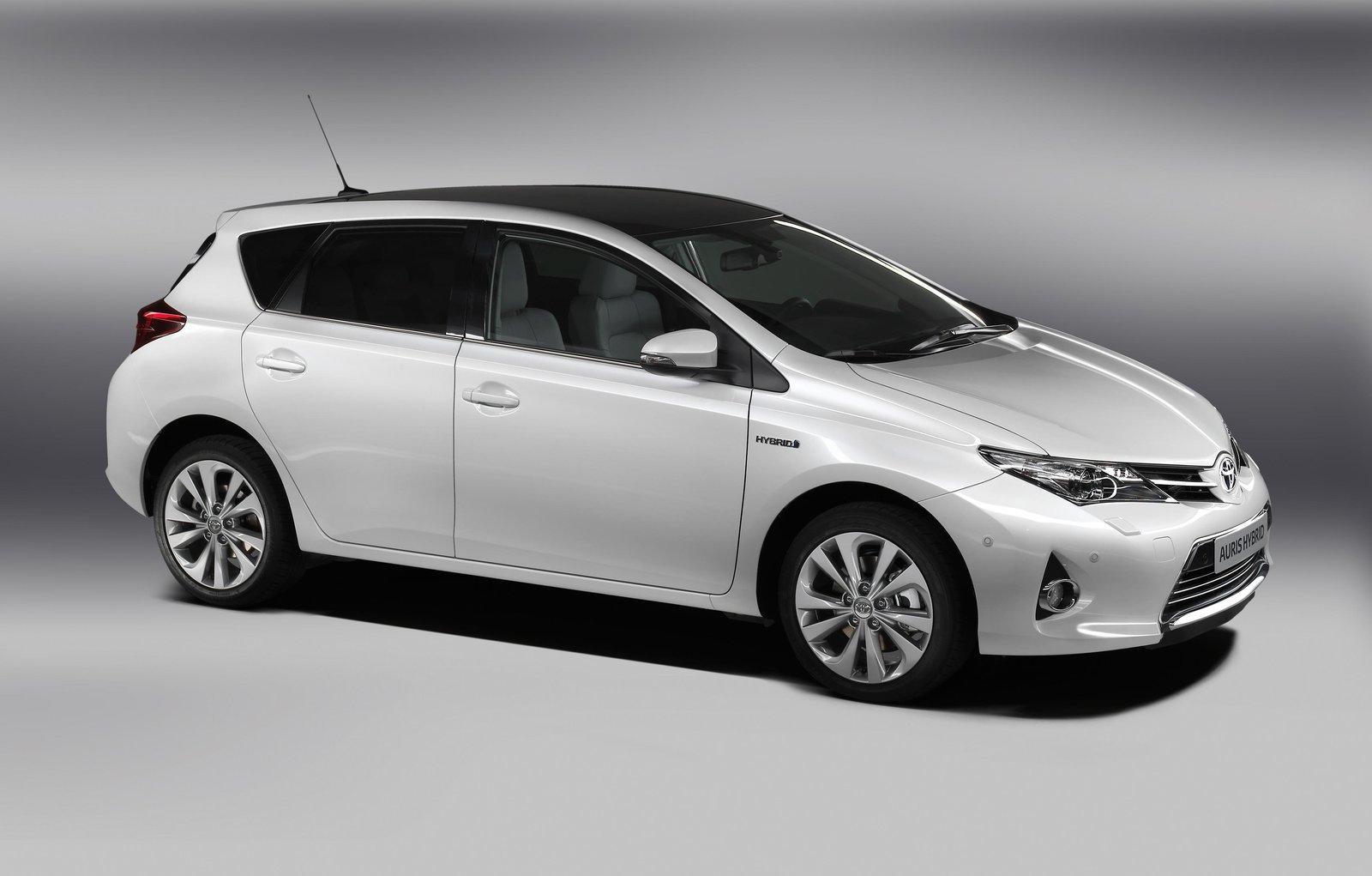 Toyota Auris - тіпер і