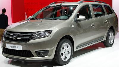 Універсал Dacia Logan позбувся семимісцевої модифікації