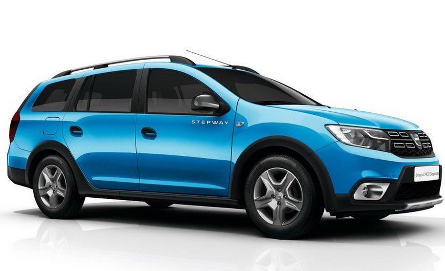 Універсал Dacia Logan отримав позашляхову комплектацію
