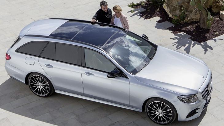 Новий Mercedes E-Class: офіційне відео