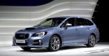 Універсал Subaru Levorg їде в Європу