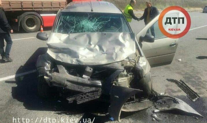 П'яне ДТП з участю поліції: нетверезі поліцейські розбили два авто