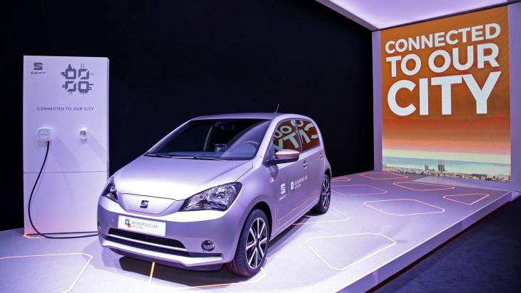Електромобіль від SEAT: нова інформація