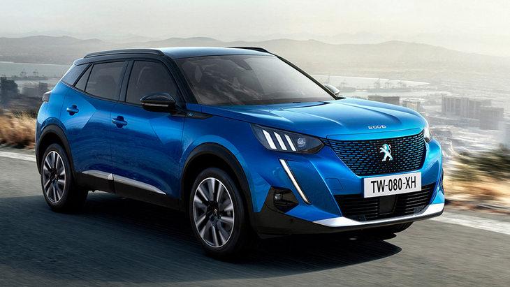 Peugeot виводить на ринок нове покоління кросовера 2008
