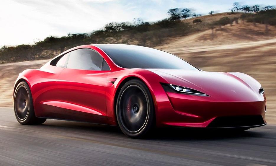 Електрокар Tesla Roadster отримав нову версію