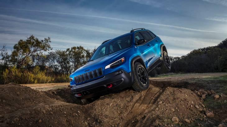 Jeep Cherokee 2019: оголошено ціни на новий кроссовер