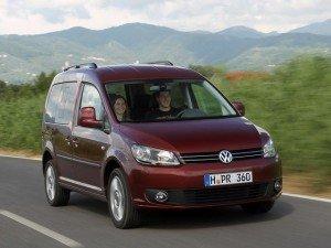 Volkswagen Caddy отримав систему автоматичної парковки