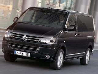 Volkswagen Caravelle перетворився на офіс