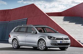 Volkswagen показав VW Golf універсал