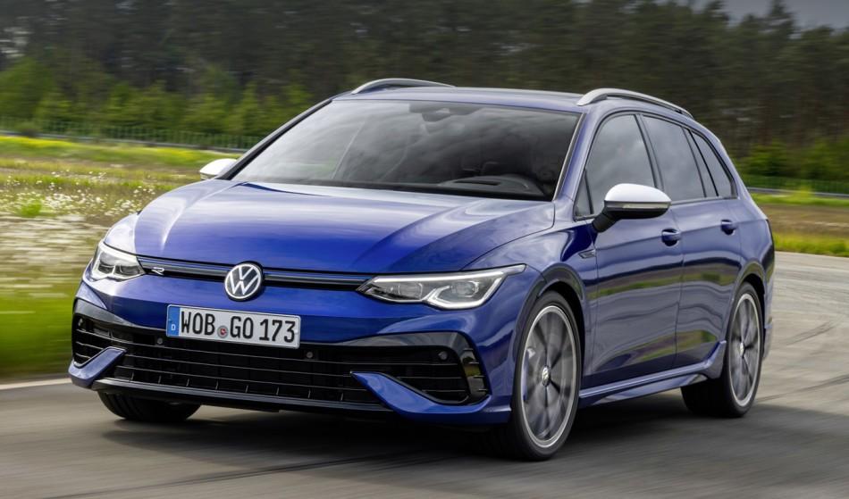 Volkswagen Golf R Variant: ще більше потужності