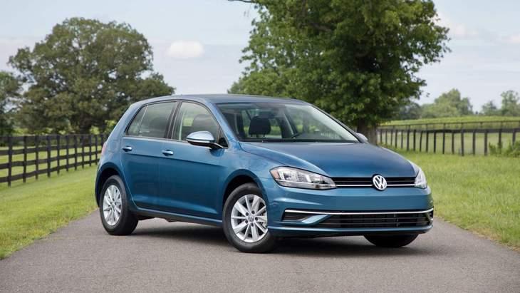 Volkswagen Golf втратить 23 к.с. потужності