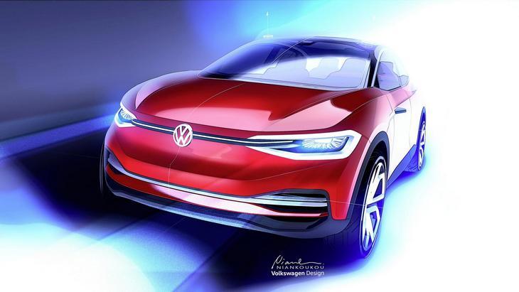 Volkswagen готує електромобіль-амфібію?