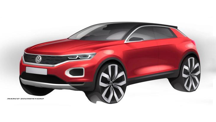 Volkswagen підтвердив випуск абсолютно нового кросовера