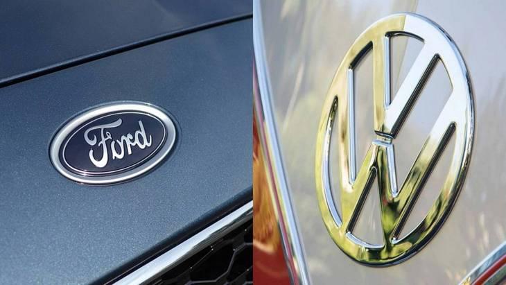 Офіційно. Volkswagen і Ford оголосили про глобальний альянс