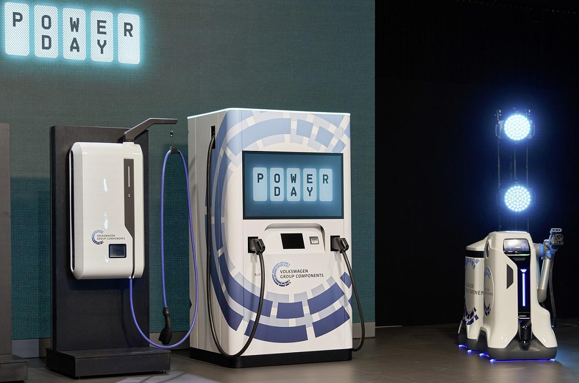 Батареї для електромобілів: у Volkswagen оприлюднили грандіозний план