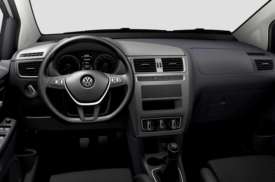 Volkswagen почав продавати дешевші автомобілі без мультимедіа
