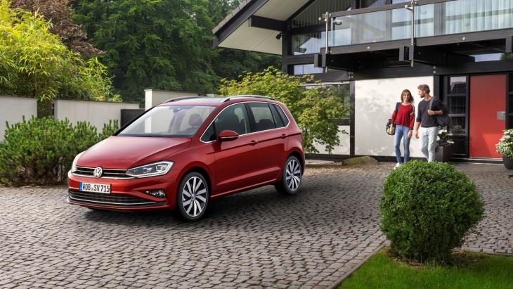 Volkswagen показав новий Golf