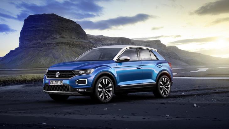 Volkswagen готує кросовер нового типу