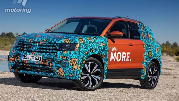 Volkswagen представив нову модель T-Cross
