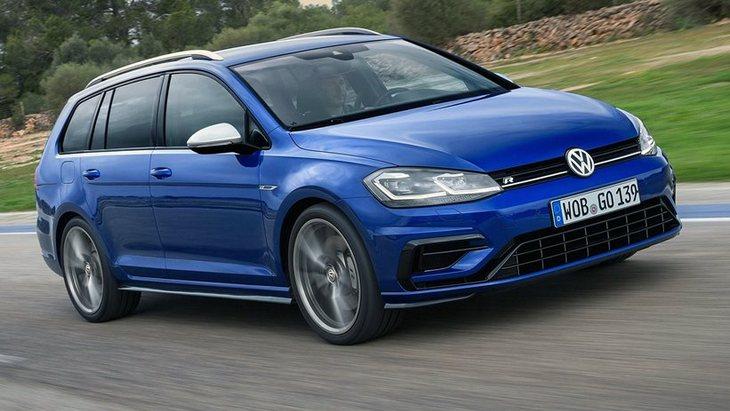 Volkswagen скорочує модельний ряд Golf