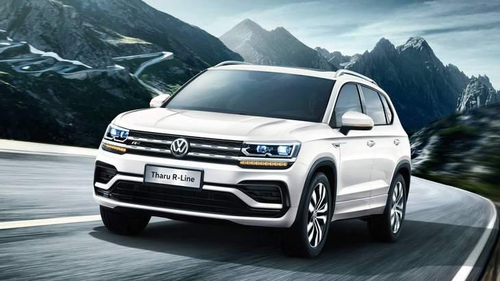Volkswagen запустить на ринок компактний кросовер Tarek
