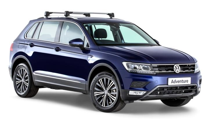 Volkswagen Tiguan зазнав значних змін