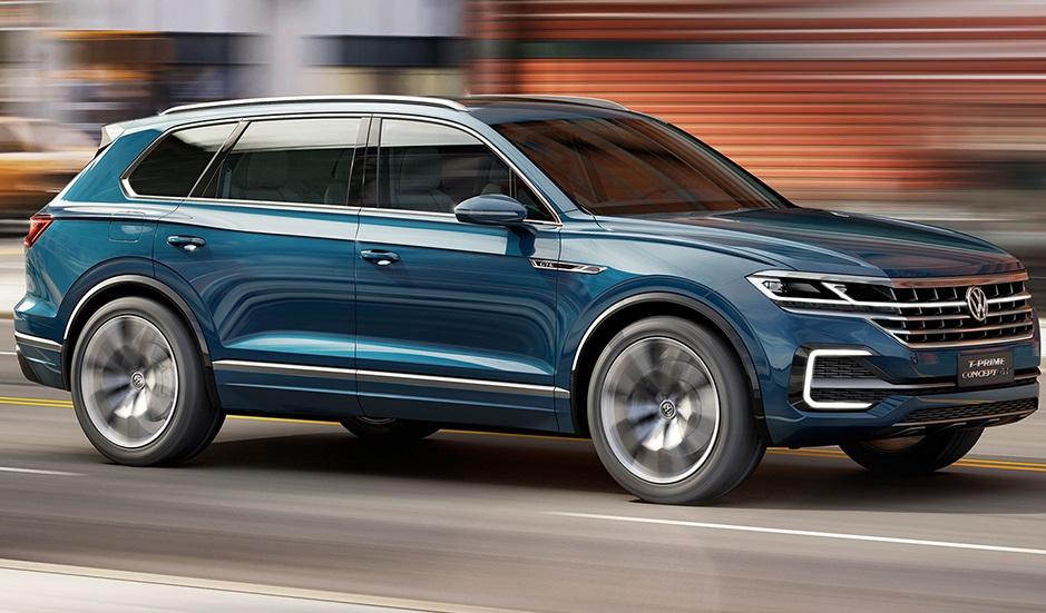 Volkswagen Touareg 2019: яким буде новий кросовер?